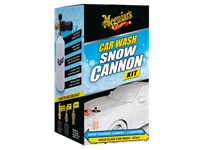 Car Wash Snow Cannon Kit Meguiar's
