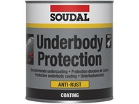 Underbody Protection Brush Soudal 1kg
